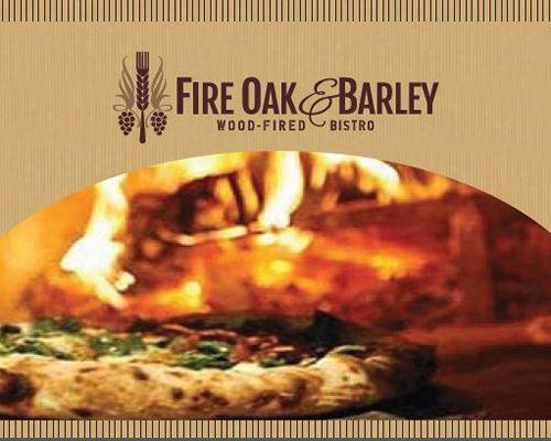 Fire, Oak & Barley Wood-Fired Bistro Opening Soon in Palo Alto