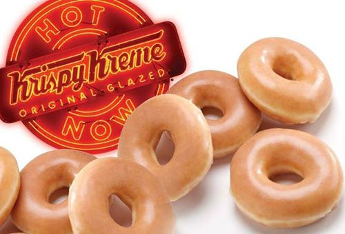 Krispy Kreme Celebrates National Doughnut Day