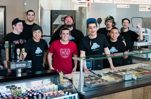 MOD Pizza Opens First Midwest Store