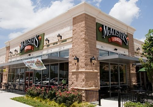 McAlister's Deli Announces Plans to Open First Restaurants in South Florida