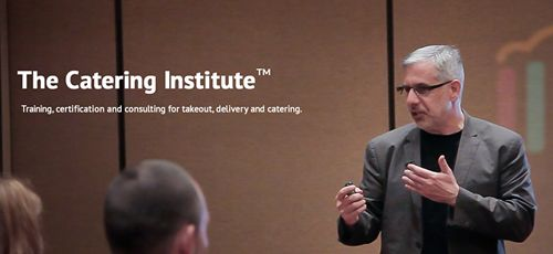 The Catering Institute to Host Catering Sales Management Workshop
