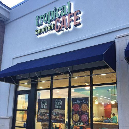 Tropical Smoothie Cafe Targeting Orlando For Franchise Growth