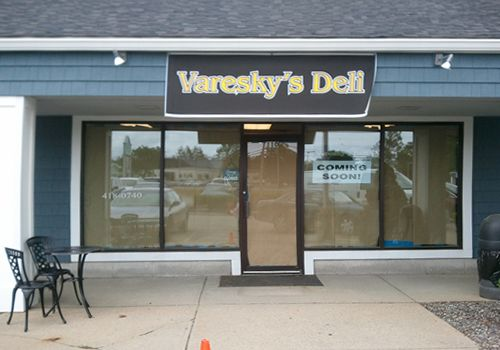 Varesky's Deli Brings Over 75 Years Experience to Stratham, NH
