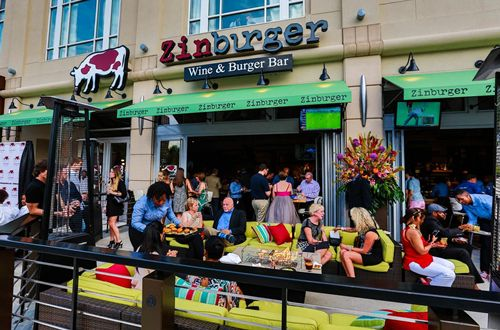 Zinburger Wine & Burger Bar at Lenox Square Celebrates One-Year Anniversary with Fundraiser for Camp Twin Lakes on June 17