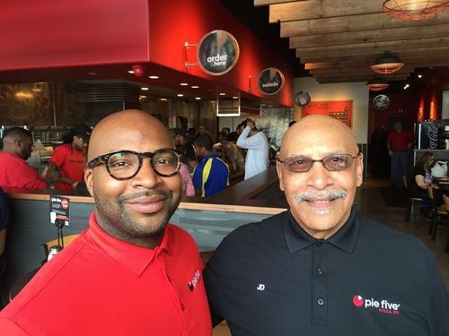 A Father-Son Team That Brings Serious Franchising Experience to a Fresh Pizza Concept