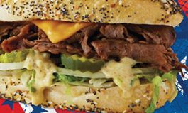 All American Cheesesteak Debuts at South Philly Steaks & Fries Restaurants
