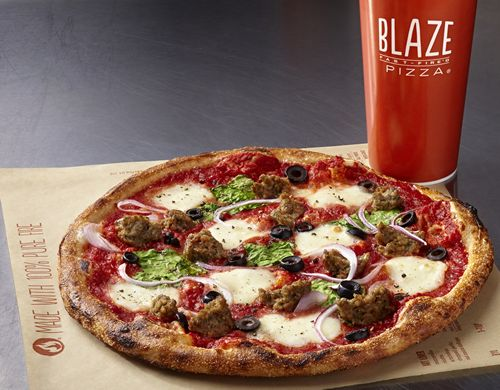 Blaze Fast-Fire'd Pizza Set to Open 80th Restaurant