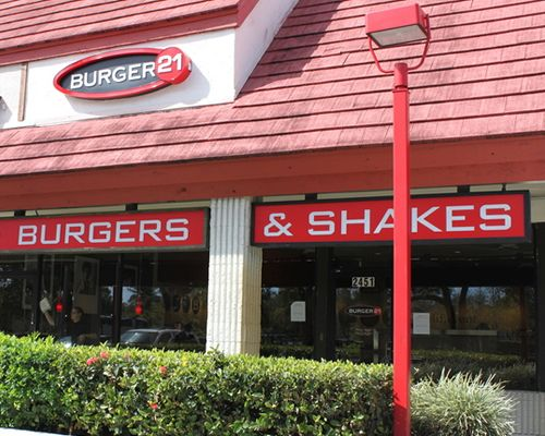Burger 21 to Celebrate Grand Re-Opening of Davie, Florida Restaurant July 20