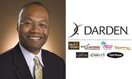 Darden Names Jeffrey Davis Chief Financial Officer