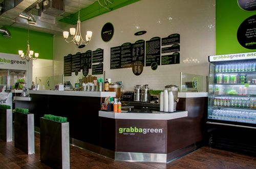 Grabbagreen Signs a 34-Store Multi-Unit Franchise Agreement Along the East Coast