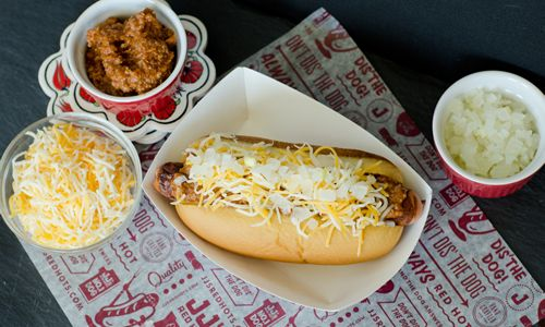 JJ's Red Hots Announces its Top Ten Trending Hot Dog Toppings for National Hot Dog Day