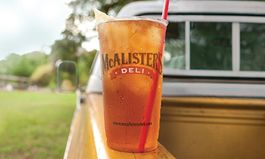 McAlister's Deli Kicks Off Countdown To 7th Annual Free Tea Day With National Champion-Sip
