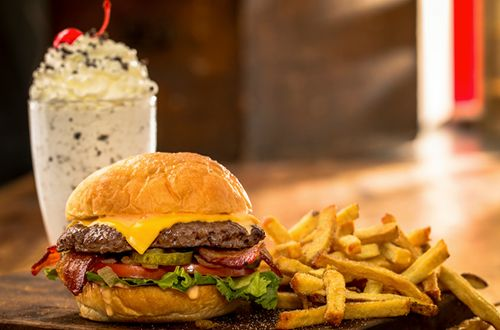 Ohio Get First Taste of MOOYAH Burgers, Fries & Shakes: Opens in Cleveland