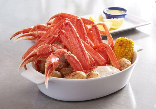 Red Lobster Brings Back Crabfest