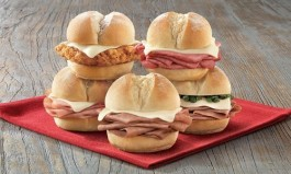 Arby's Introduces Protein-Packed Sliders