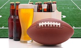 Bar & Restaurant Football Promotion To Pack Monday & Thursday Nights