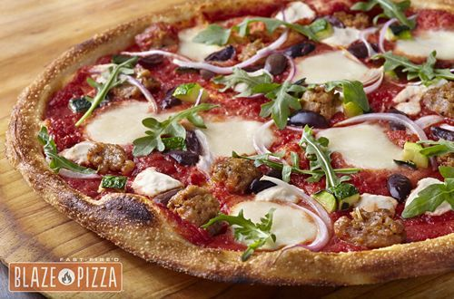 Blaze Fast-Fire'd Pizza Announces Grand Opening of Second Houston, TX Restaurant