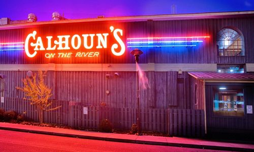 Calhoun's Restaurants Thrive Under Unique Sports Partnership