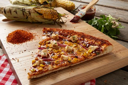 Celebrate Summer with Sbarro's BBQ Chicken Pizza