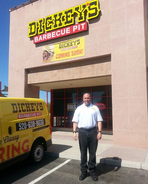 Marana Gets a Taste of Texas when Dickey's Barbecue Pit Opens Thursday