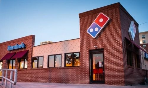 Domino's Opens 12,000th Store