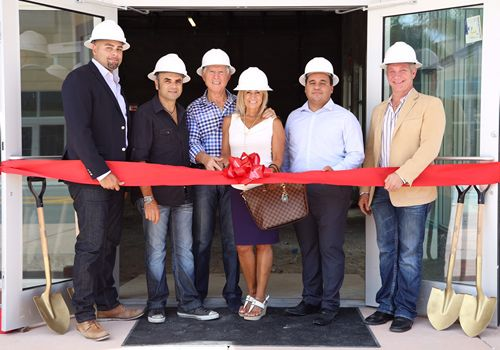Eclipse Building Corp. Breaks Ground on Stellino's Italian Trattoria & Bar at Downtown Doral