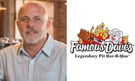 Famous Dave's of America, Inc. Announces the Appointment of Abe Ruiz as Chief Operating Officer