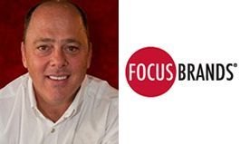 "Focus Brands' Group President Paul Damico Named Finalist for ""Restaurateur of the Year"" in Georgia Restaurant Association's 2015 Crystal of Excellence Award"
