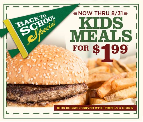 Kids Score with $1.99 Back-to-School Special at Snuffer's