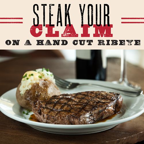 Lone Star Steakhouse Dares Guests to 'Steak Their Claim'