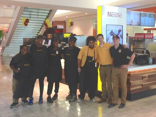 Nestlé Toll House Café by Chip Begins Baking with Love at Wheaton Mall