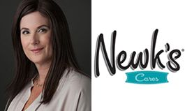 """Ovarian Cancer Awareness Campaign """"Newk's Cares"""" Places Women's Health Front and Center"""