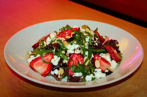 STACKED: Food Well Built Makes Sweet, Fresh Basil the Star of August's Signature Items