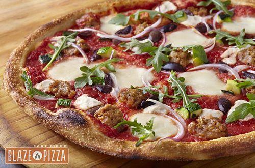 Blaze Fast-Fire'd Pizza Set To Open In Downtown Newark In November