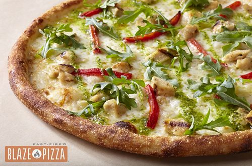 Blaze Fast-Fire'd Pizza Expands Chicagoland Presence With Additional Location