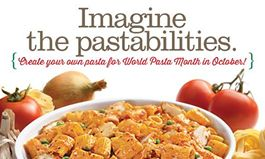 """Buca di Beppo Launches """"Create Your Own Pasta"""" In Celebration Of World Pasta Month"""