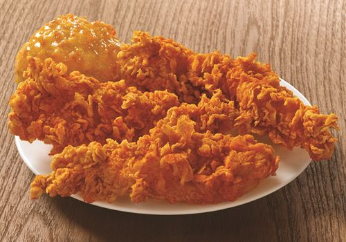 Church's Chicken Brings the Heat with TEXAS PETE Tender Strips