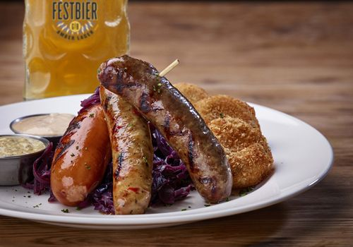 Gordon Biersch Celebrates Oktoberfest With FestBier & Limited-Time Menu In Restaurants Through Oct. 19