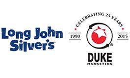 Long John Silver's Hooks Duke Marketing