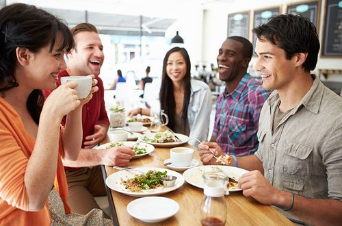 Millennials Are the New Meal Tickets for Restaurants