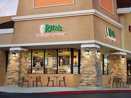 Rita's Italian Ice Awards Third Area Development Agreement in California