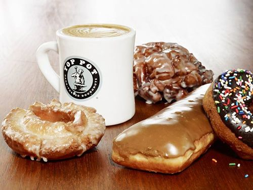 Top Pot Doughnuts Breaks Ground on 1st Location in Dallas Suburbs