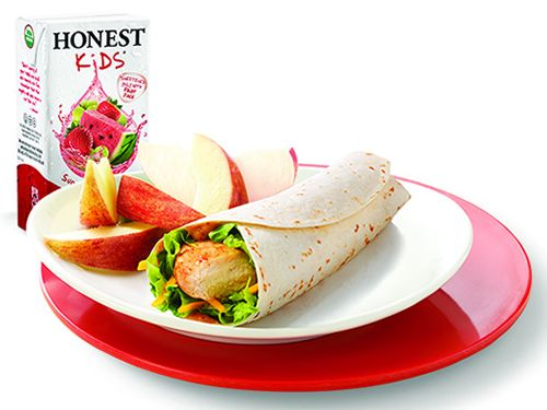 Wendy's Introduces Creative Play Platform, Honest Kids Organic Fruit Juice Drinks to Kids' Meal