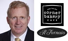 Frank Paci Named CEO of Corner Bakery Cafe and Il Fornaio