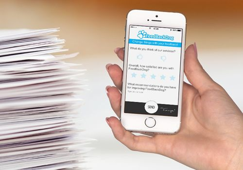 How and Why Mobile Surveys Win over Paper-Based Questionnaires
