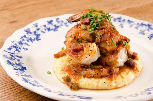 Ida Claire's Shrimp & Grits