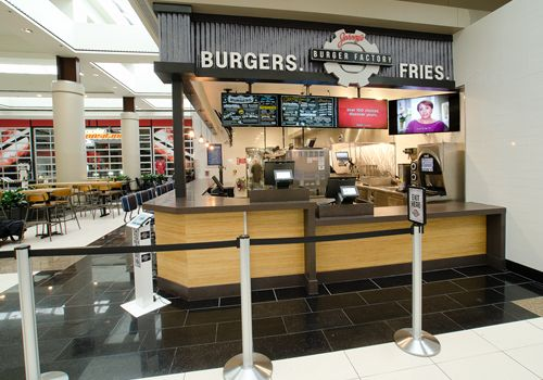Johnny's Burger Factory at Walden Galleria Mall in Buffalo, NY Donates $5,000 to the Salvation Army of Greater Buffalo