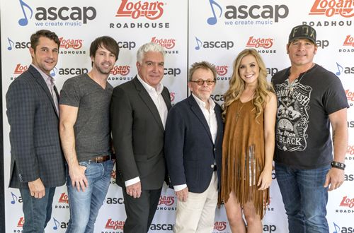 "Logan's Roadhouse and ASCAP Unveil ""MUSIC CITY LIVE!"" A National Country Music Tour Showcasing Emerging, Unsigned Songwriter-Artists"