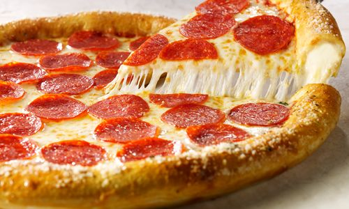 Pizza Inn Ends Debate on Eating Crust Offering Special Deal on Triple Cheezy Stuffed Crust
