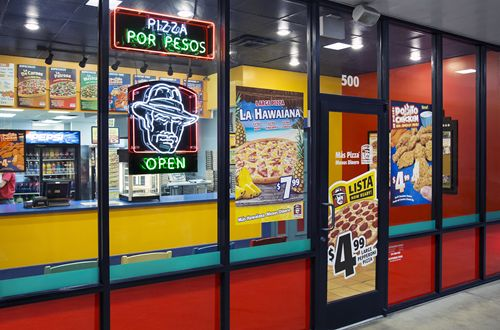 Pizza Patron Completes Remodels on 85% of Stores in 2015